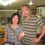 Yuuki with Shaun
